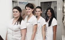 4 of our team at SkinFirst